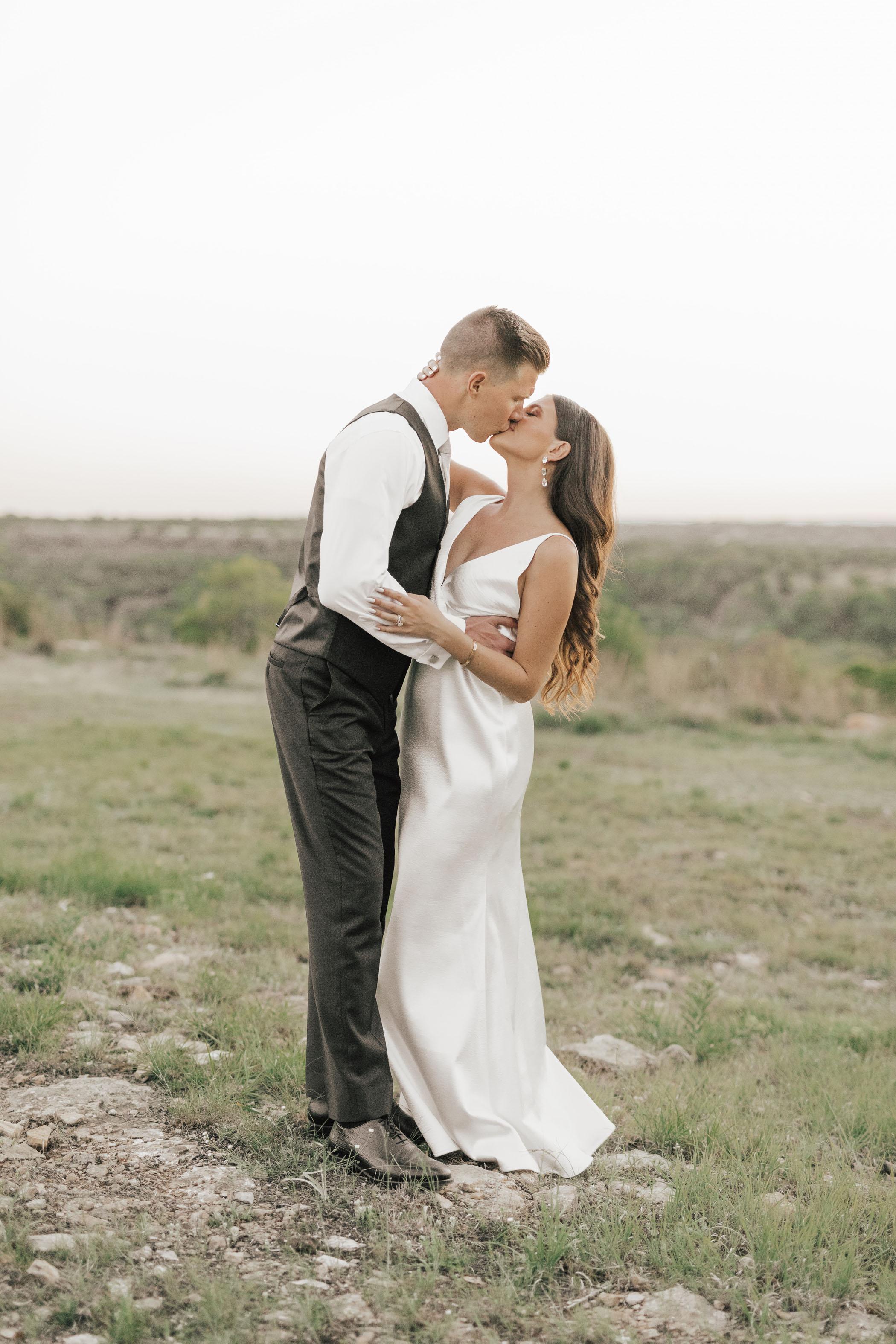 Chosen by KYHA Silk Wedding Dress