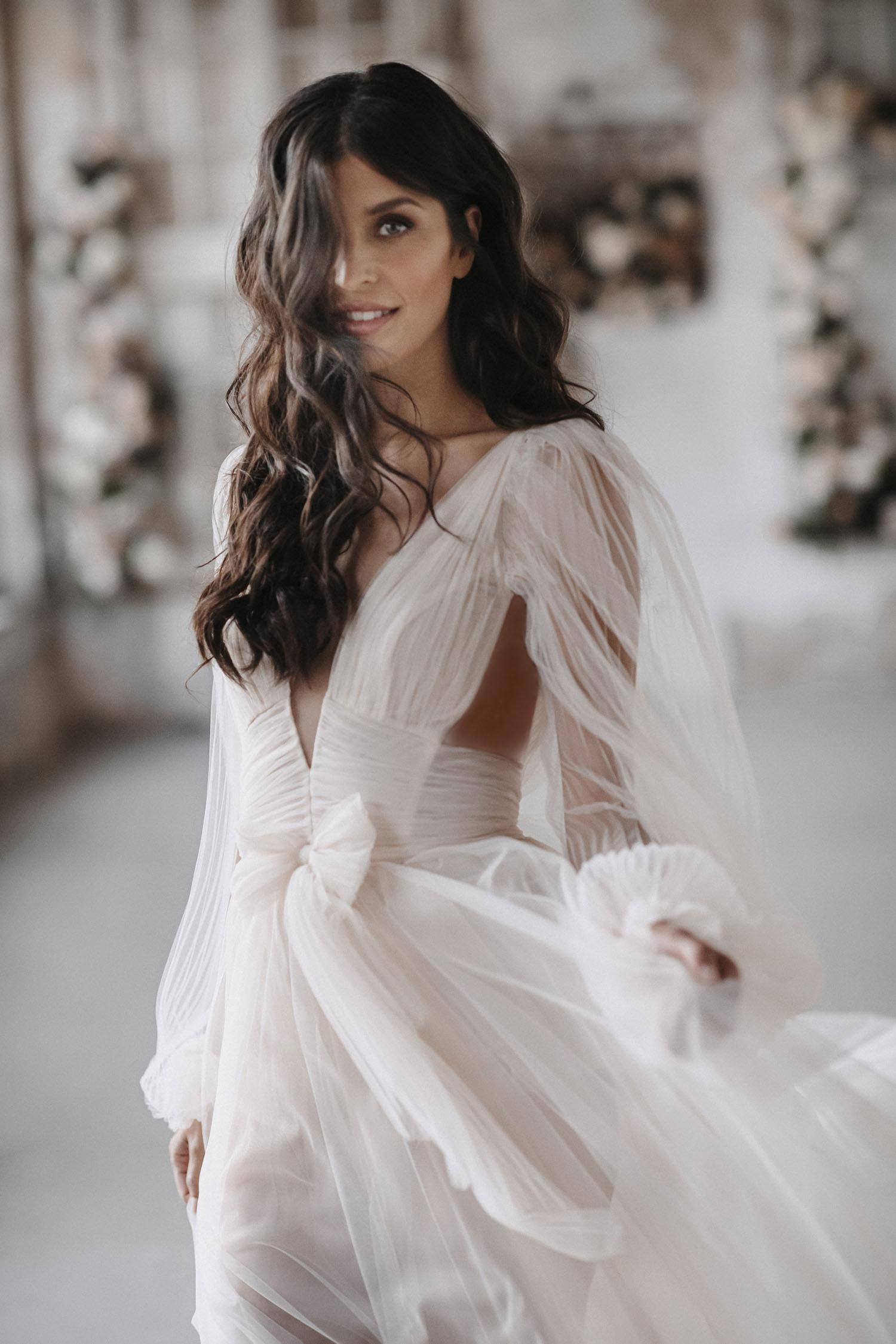 Galia Lahav Tali Gown