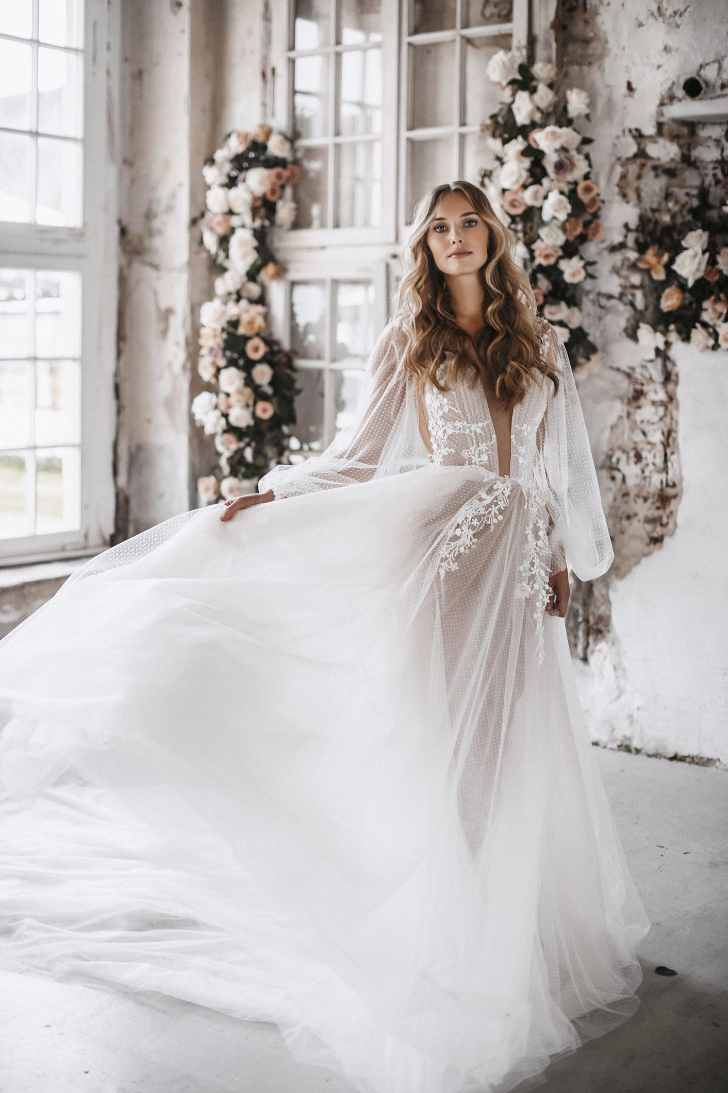 Galia Lahav Treasure Wedding Dress