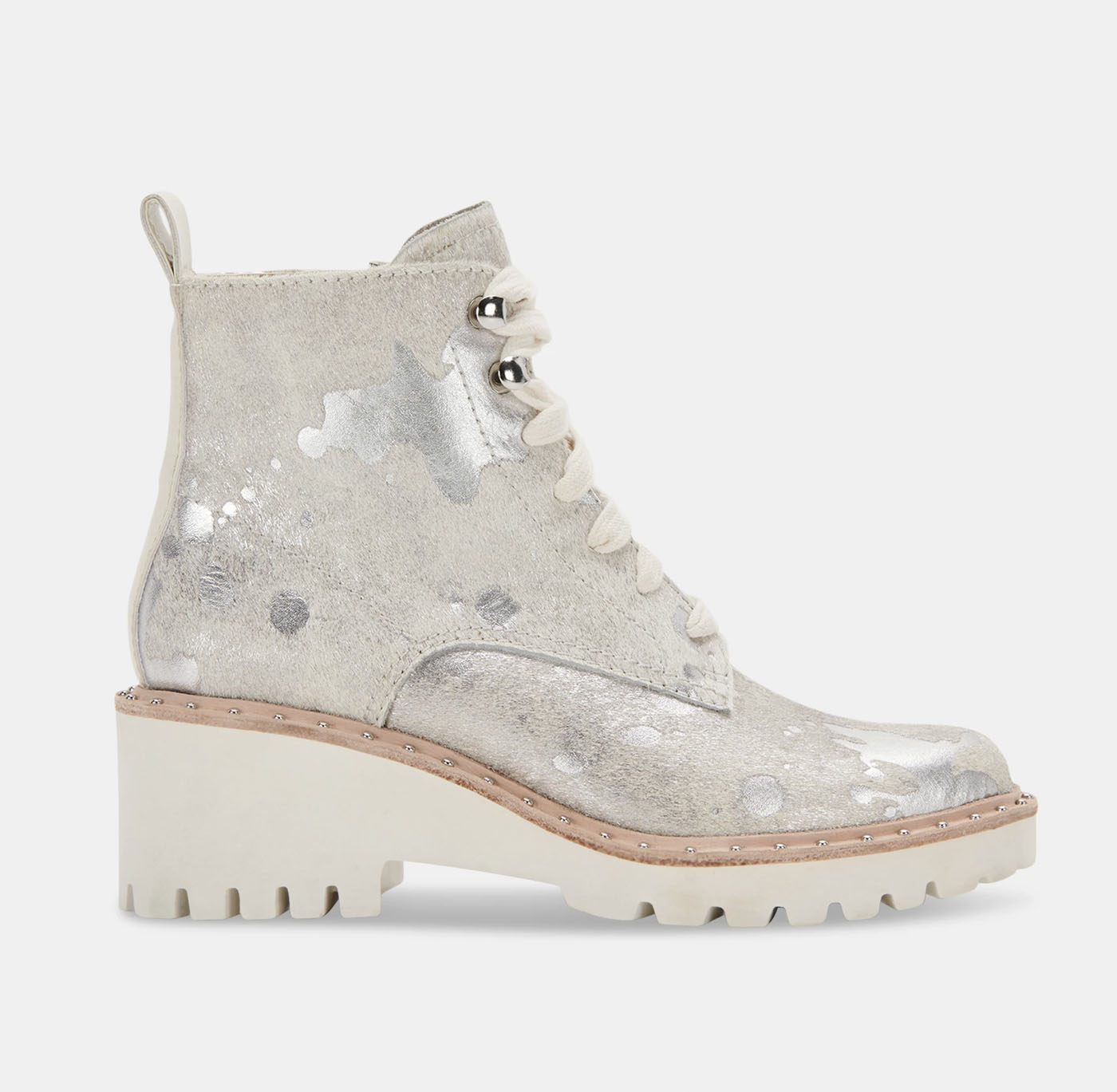 Silver-Metallic-Wedding-boots