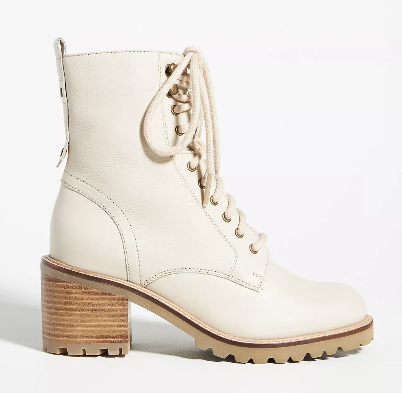 Seychelles Irresistible Lace-Up Boots