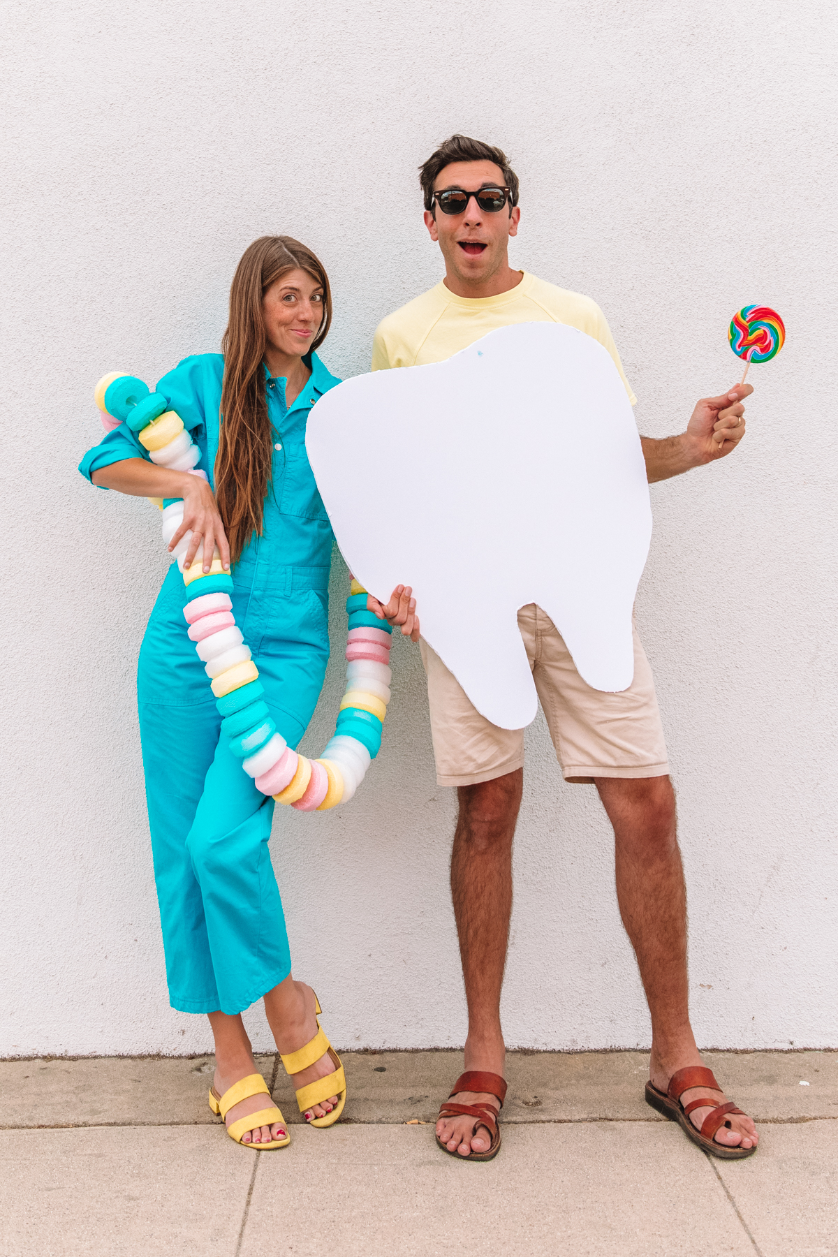 funny couple costume ideas sweet tooth