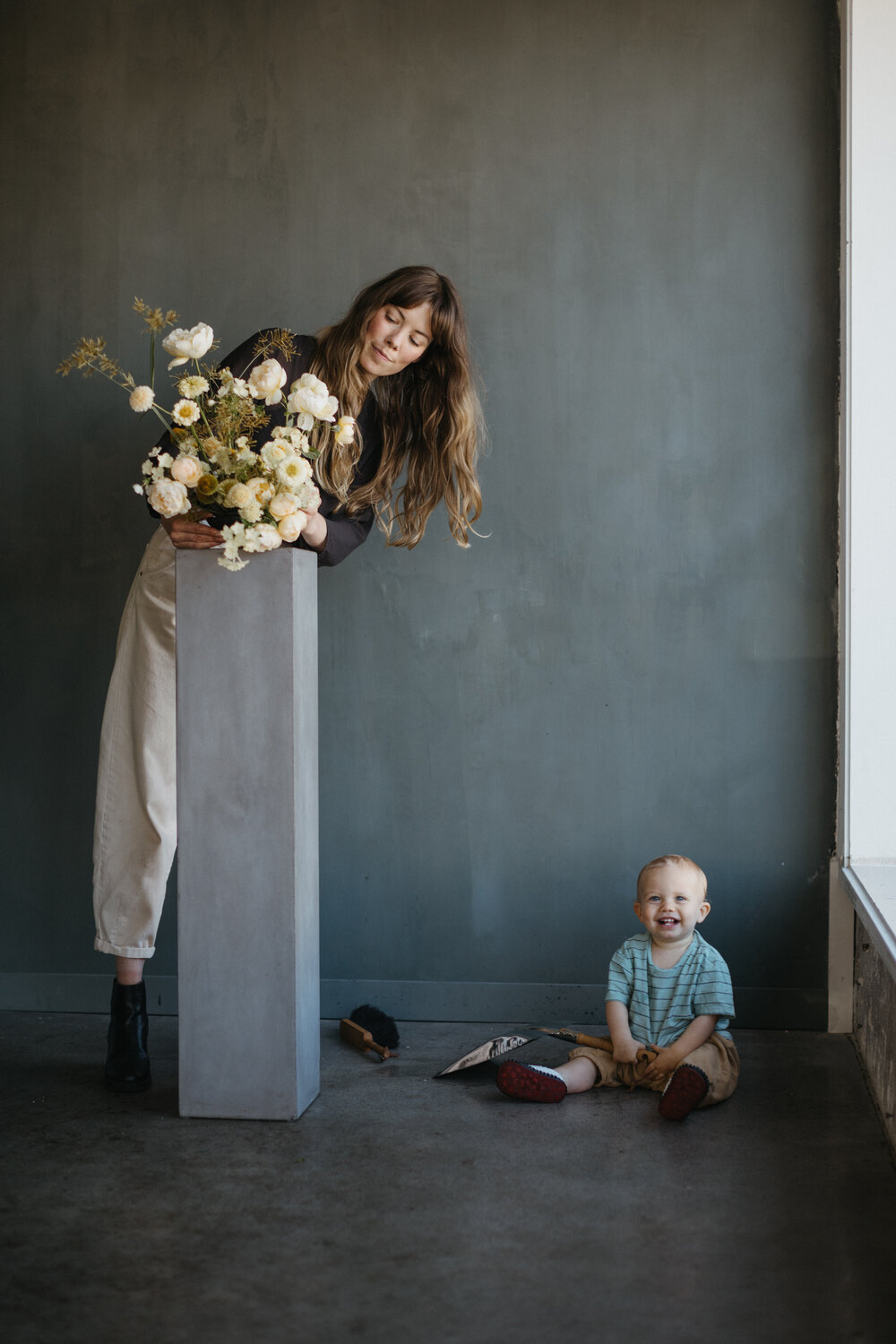 Alyssa of Flower Minds teaches how to become a florist
