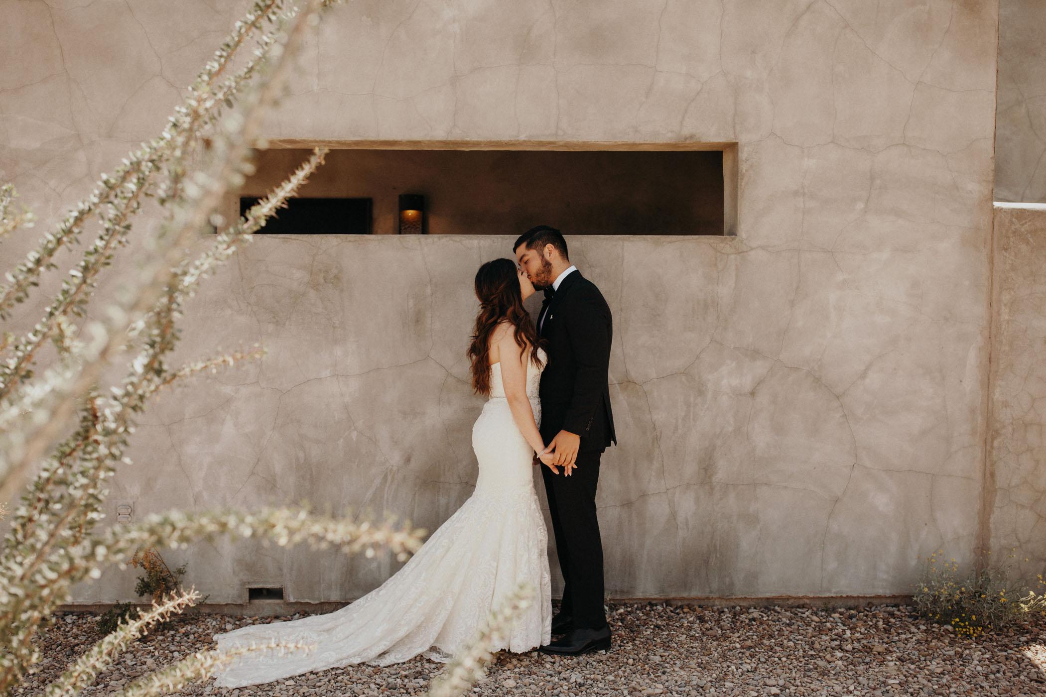 Desert Micro Wedding in Terlingua, Texas