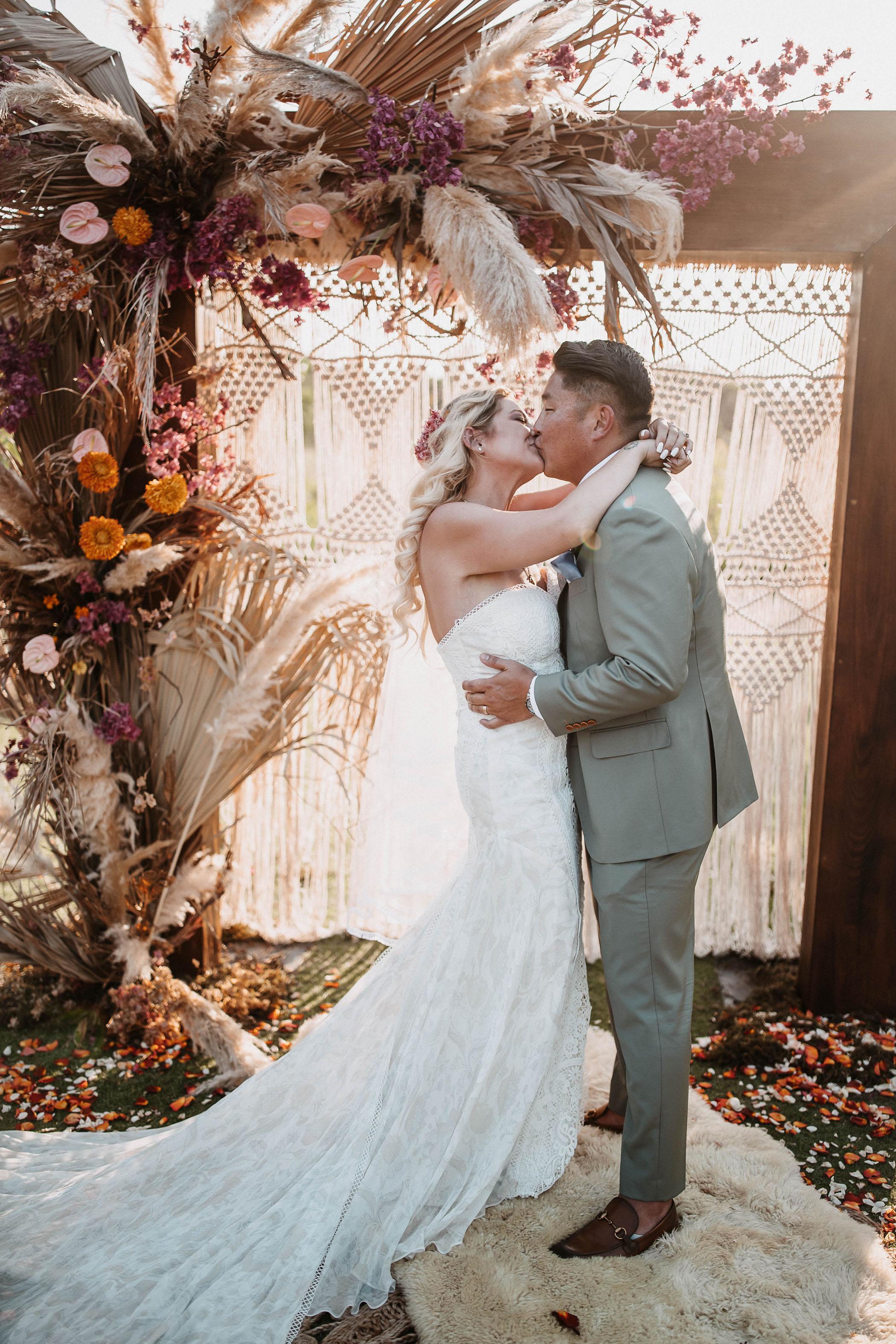 Boho Cabo Wedding